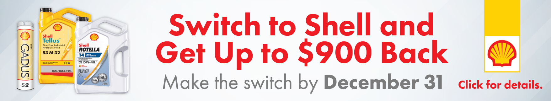 Switch to Shell